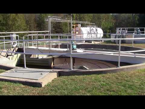 Heritage Wastewater Treatment Plant Tour