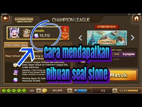 Trik Cara mendapatkan Ribuan seal stone(lets getrich)