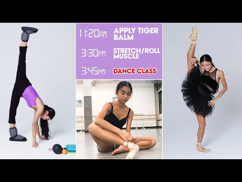 Teen Ballerina's Daily Routine 1 Week Before a Show | Teen Vogue