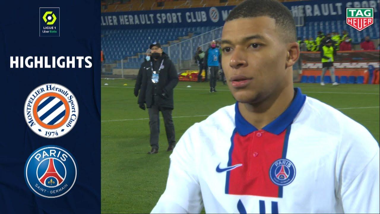Download MONTPELLIER HÉRAULT SC - PARIS SAINT-GERMAIN (1 - 3) - Highlights - (MHSC - PSG) / 2020-2021