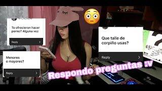 RESPONDO PREGUNTAS DE INSTAGRAM ! : v