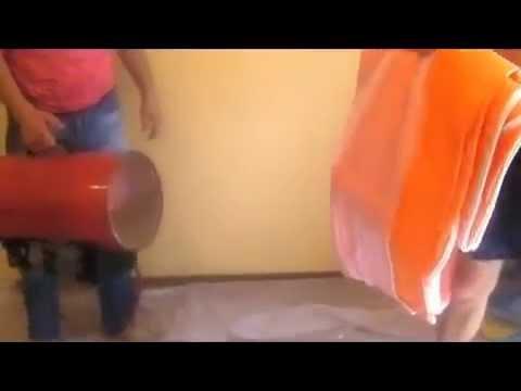 видео: Как сделать натяжные потолки своими руками