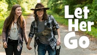 Video Carl and Enid | Let Her Go | The Walking Dead [Music Video] download MP3, 3GP, MP4, WEBM, AVI, FLV Oktober 2017