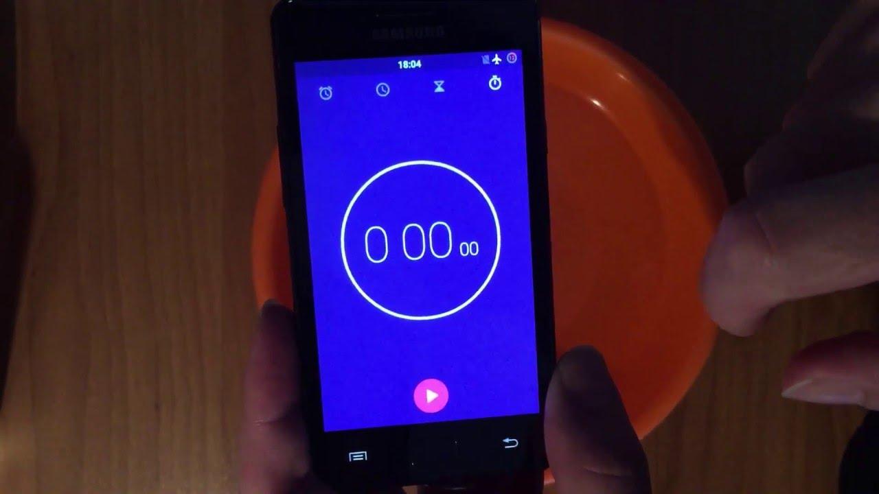 sale retailer 9a036 55bae Samsung Galaxy S2 water test - is it waterproof?