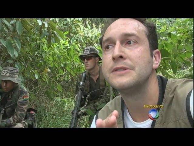 Treinamento do Exército para militares extrangeiros
