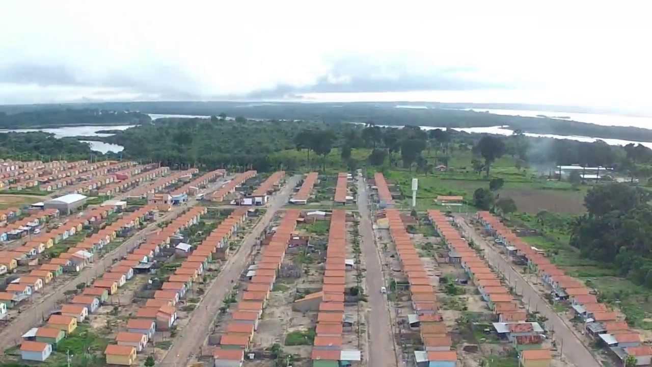 Resultado de imagem para Fotos do residencial Piracanã, em Itaituba