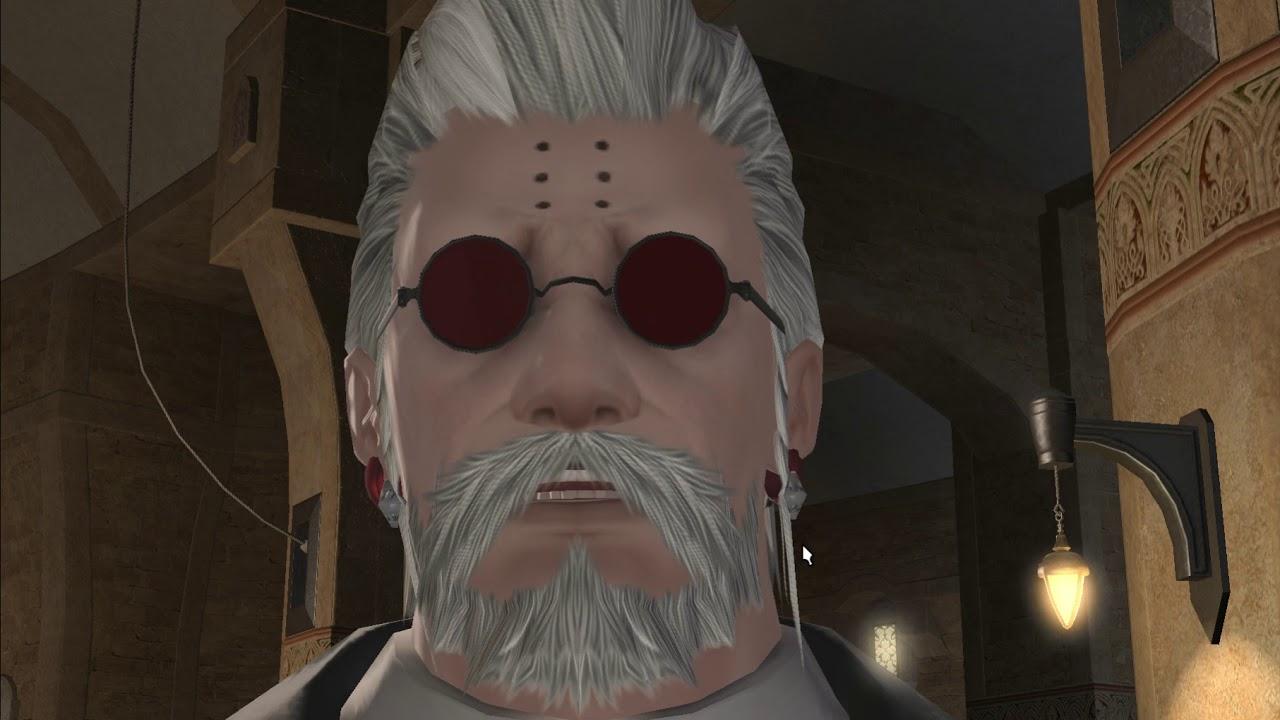 【最終幻想14】調查員系列任務 在血液中蔓延的詛咒 狂老媽登場冒險者害怕w - YouTube