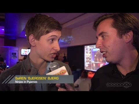Bjergsen talks first time in America, In N' Out, and more