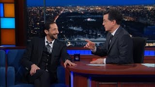 """Adrien Brody Appreciates """"Brodyquest,"""" Among Other Fine Art"""