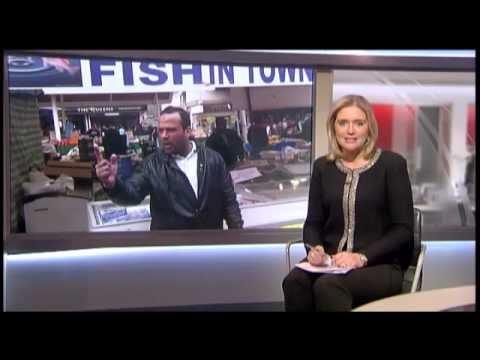 £1 Fish Man - BBC London News