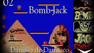 Bomb Jack (Amstrad) // Un vistazo al pasado 03 // Gameplay Español