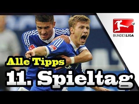 Bundesliga Tipps 11 Spieltag