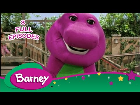 Barney - Fun With Barney - FULL EPISODES