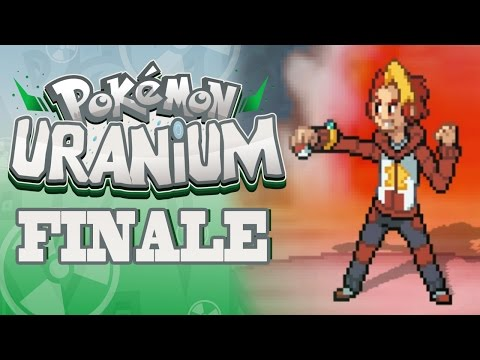 Pokemon Uranium Post Game FINALE FINAL THEO BATTLE ( Pokemon Fan Game ) Walkthrough Gameplay