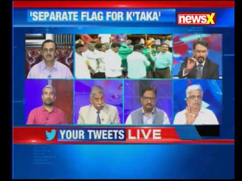 Nation at 9: Karnataka intensifies as the demand for separate flag gets louder