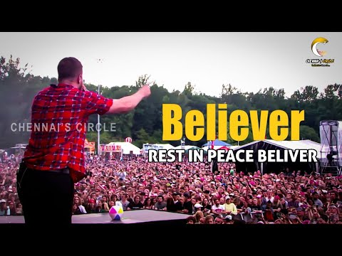 Imagine Dragons - Believer - Pinkpop 2017    Why Believer Song is Trending Now ?   Chennai's Circle