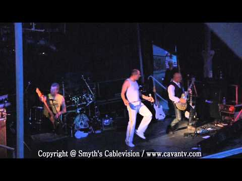 Flash Harry Queen tribute Band perform at Summer Festival
