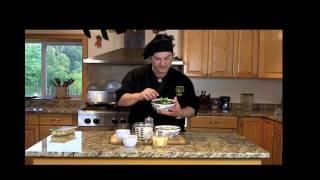 Tortellini in Parmesan Cream Sauce