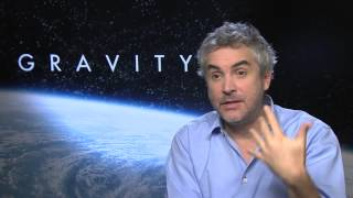 Gravity director Alfonso Cuaron talks about why he chose George Clooney and Sandra Bullock Thumbnail