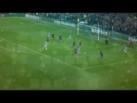 Messi vs Manchester City (0-1) 1/11/2016