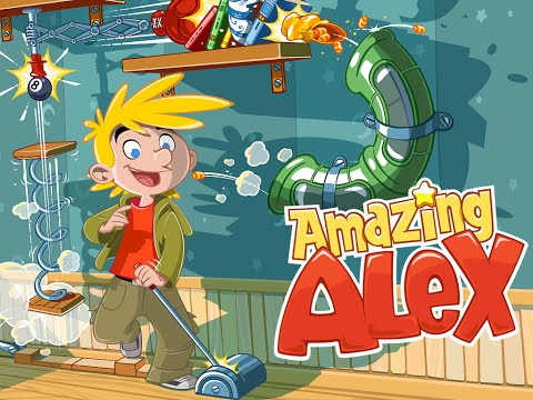 Amazing Alex IOS / Android Gameplay Trailer HD