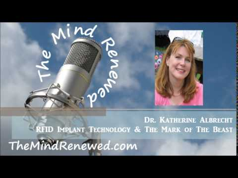 Dr. Katherine Albrecht 2015 : RFID Implants & The Mark of The Beast