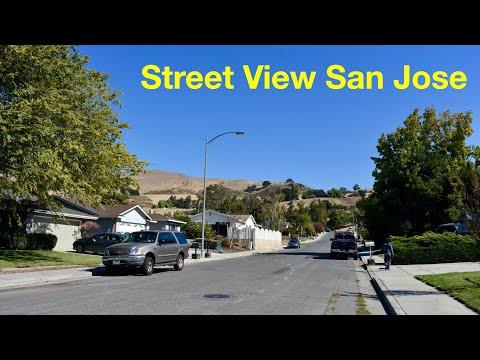 San Jose Street View - Suốt Năm Quanh Quẩn Khu Mình Sinh Sống