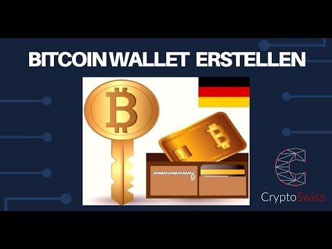 Wie erstelle ich ein Bitcoin Wallet mit Private Key? | Tutorial auf Deutsch