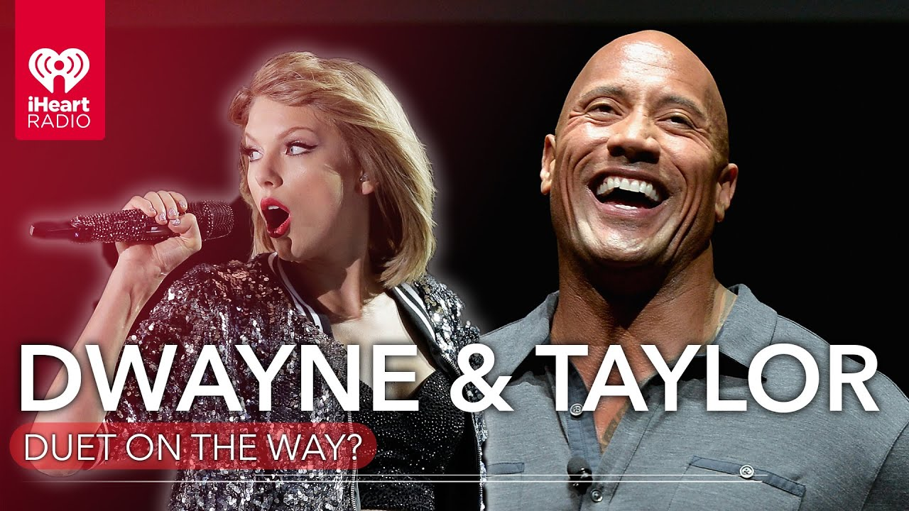 Dwayne Johnson Wants To Duet With Taylor Swift | Fast Facts