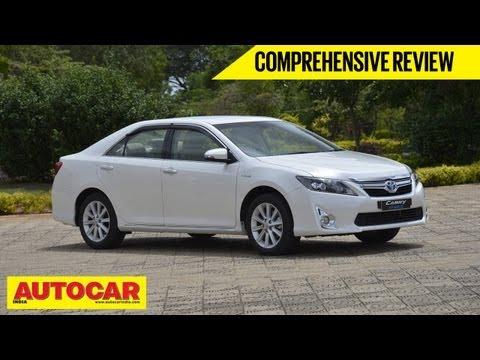 Toyota Camry Hybrid | Comprehensive Review | Autocar India
