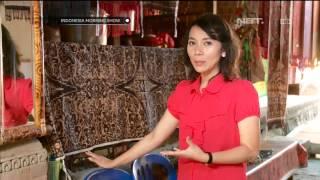 IMS - Desa Tenganan Pegringsingan Bali Memproduksi Kain Tenun Termahal di Indonesia