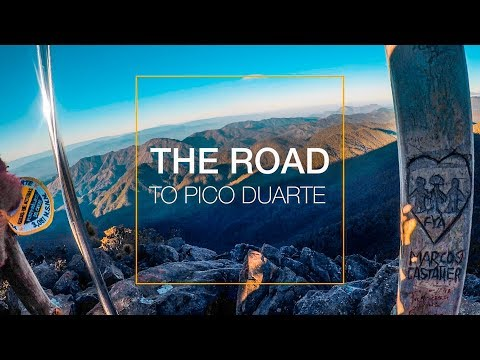 Pico Duarte - Reaching the Summit || Travel Video with a GoPro and a Drone