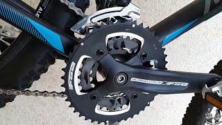 Настройка переднего переключателя на велосипеде. Настройки переключения, часть 2.(Настройка переднего переключателя- это второе видео из серии