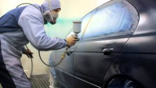BMW e39 Paint Job /nov2011