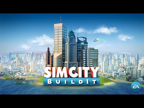 SimCity Build It Ep. 77: BUSY WEEK! Omega Utilities & Visiting Gold Sanctuary!
