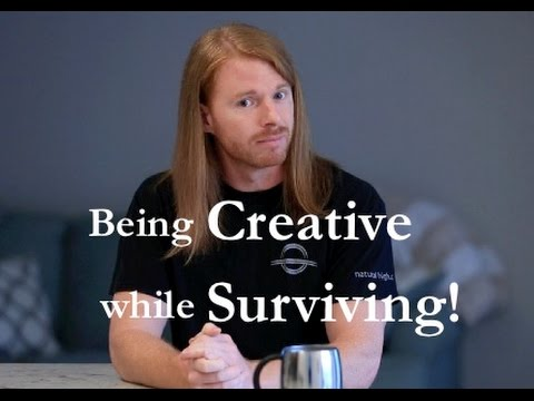 Being Creative While Struggling to Survive - with JP Sears