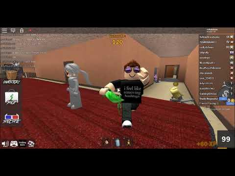 Roblox Murderer Mystery 2 Gameplay Roblox Murder Mystery 2 Gameplay Youtube