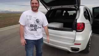 2014 BMW X5 50i Review