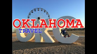 I Travel: Oklahoma City, Oklahoma (50 State Series)