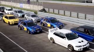 Download Video Street Fighters (Mitsubishi vs Subaru) 2018   New Zealand MP3 3GP MP4
