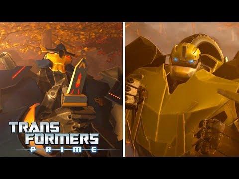 Transformers Prime Season 2 - 'Dreadwing vs Bulkhead' Official Clip