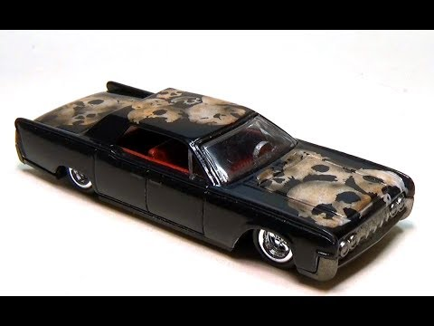 Custom Hot Wheels 64 Continental