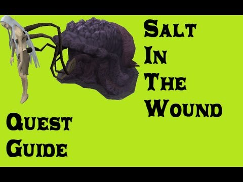 RSQuests: Salt In The Wound Guide