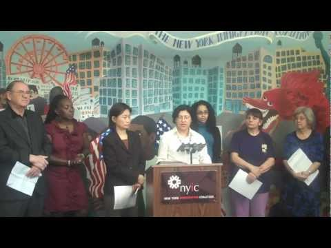 Immigrant Groups Unveil Top 10 State Priorities