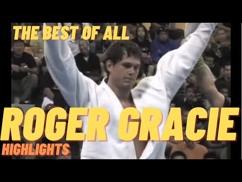 Roger Gracie highlights- The best of all times.