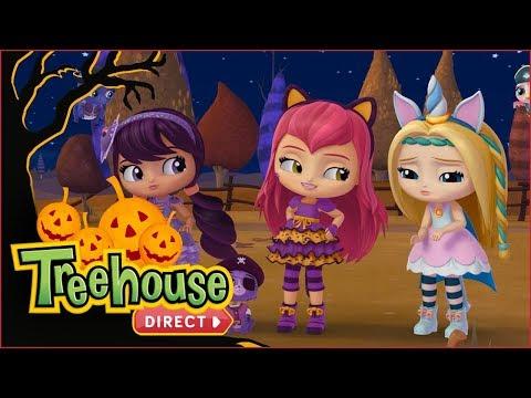 Little Charmers 🎃 Halloween Special: Spooky Pumpkin Moon Night!