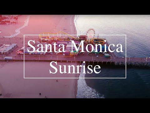 Santa Monica Morning