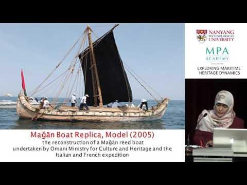 Conference: Exploring Maritime Heritage Dynamics - Asmahan Al-Garoo