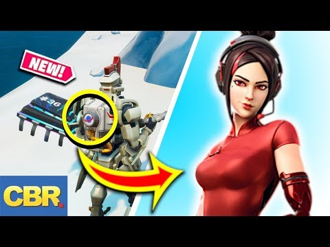 20 Fortnite Season 9 Easter Eggs You Didn't Know About