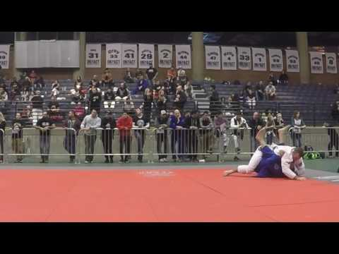BJJ Tour 2016 - Joe Pistole vs. Adam Lacasse